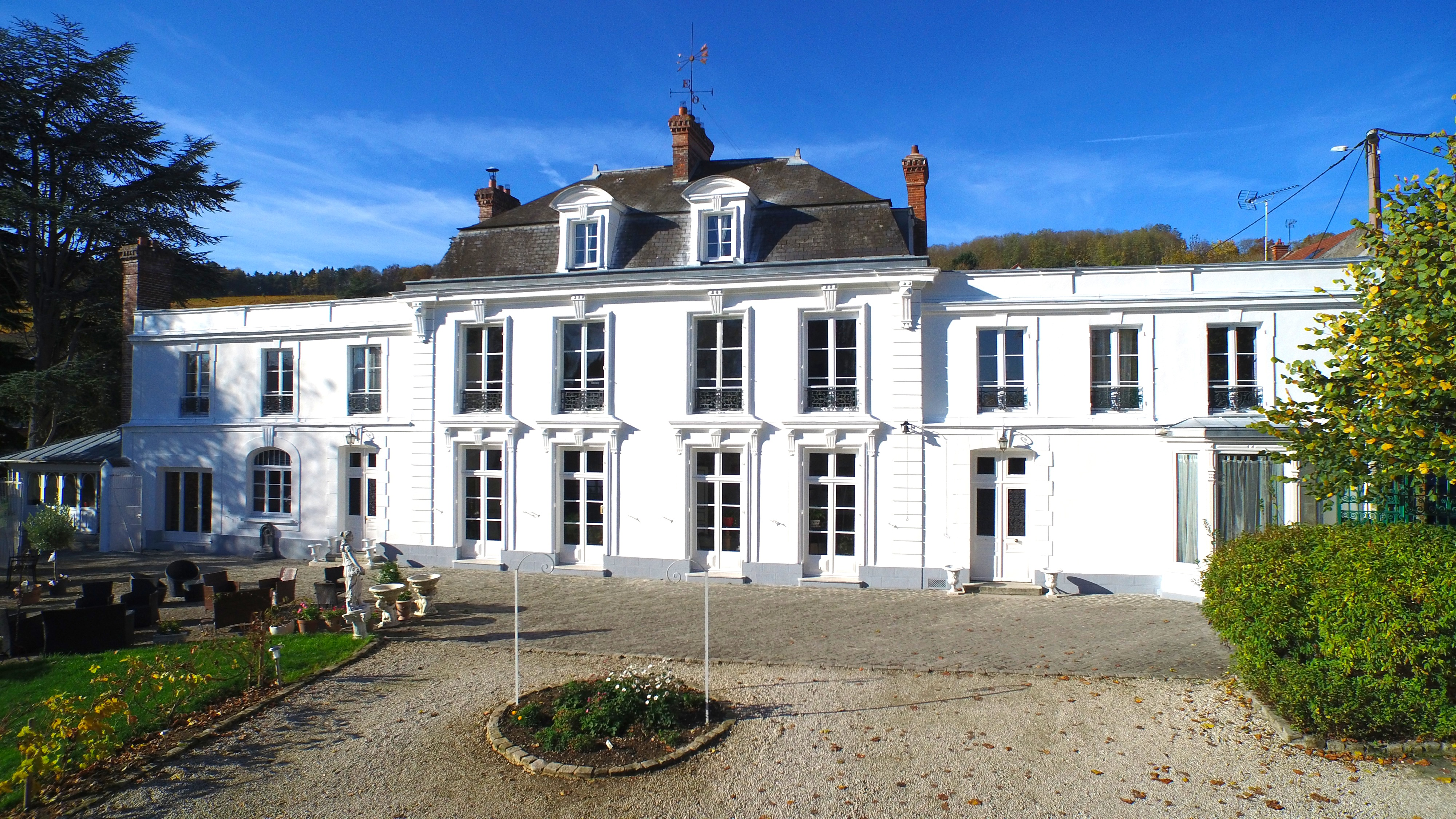 Le Château de la Marjolaine