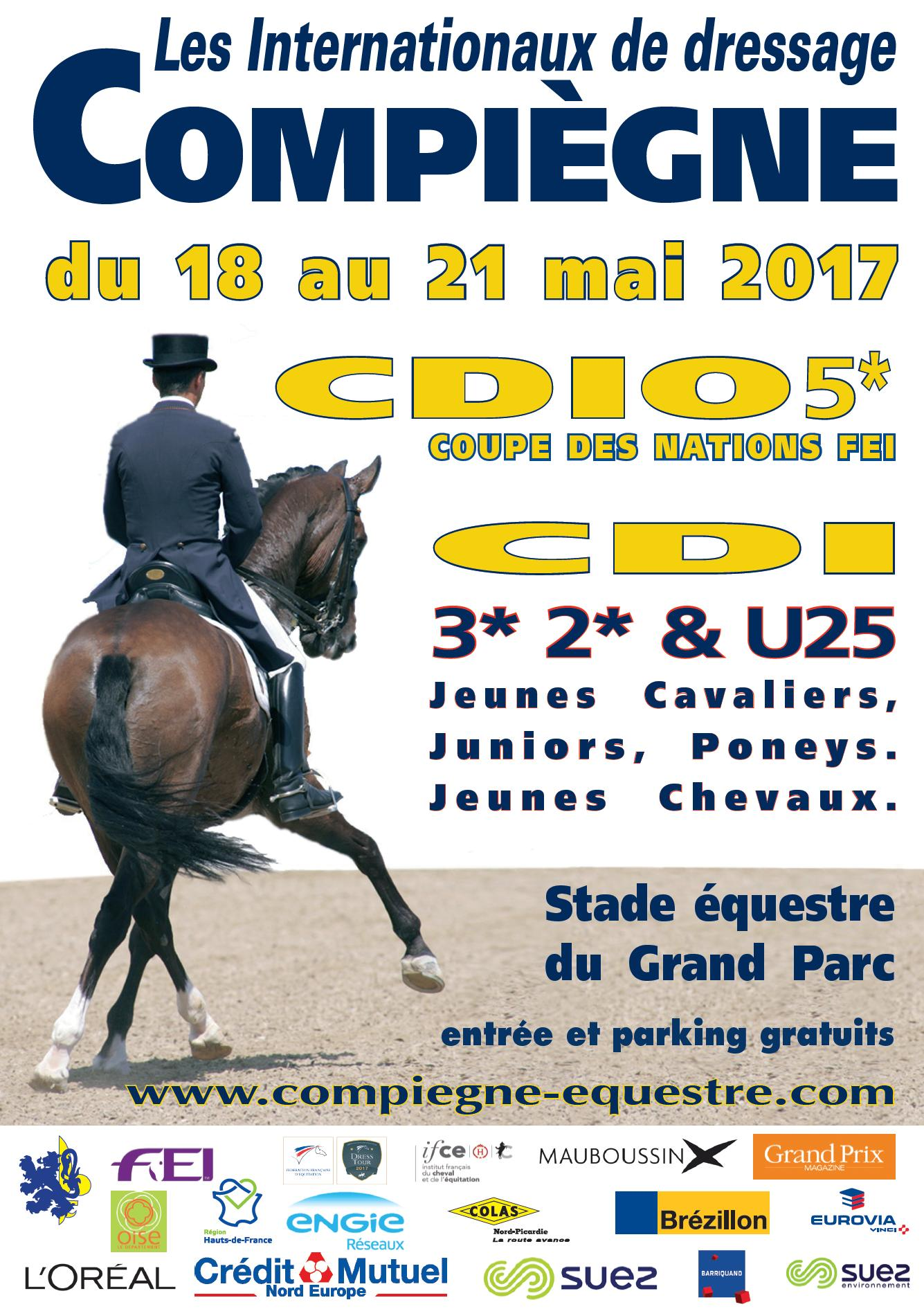 Internationaux de Dressage