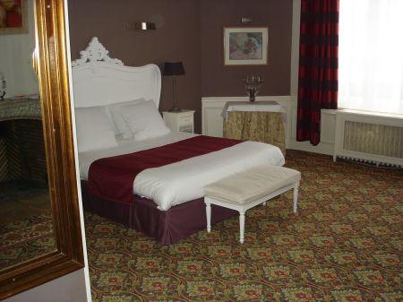 Noyon - Hôtel Le Saint Eloi - chambre accessible