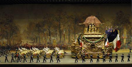 Retour des cendres de Napoléon 1er
