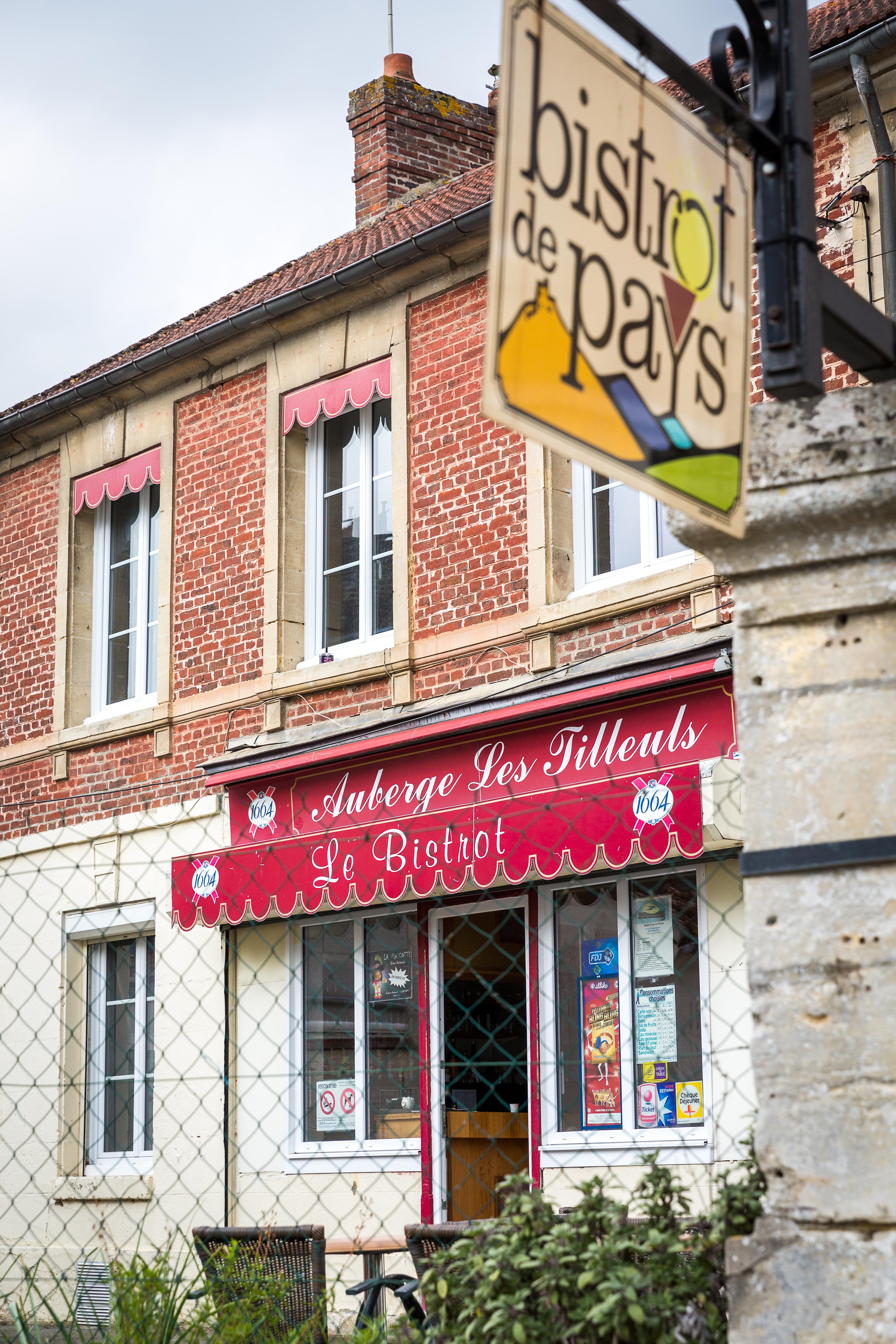 L'Auberge des Tilleuls